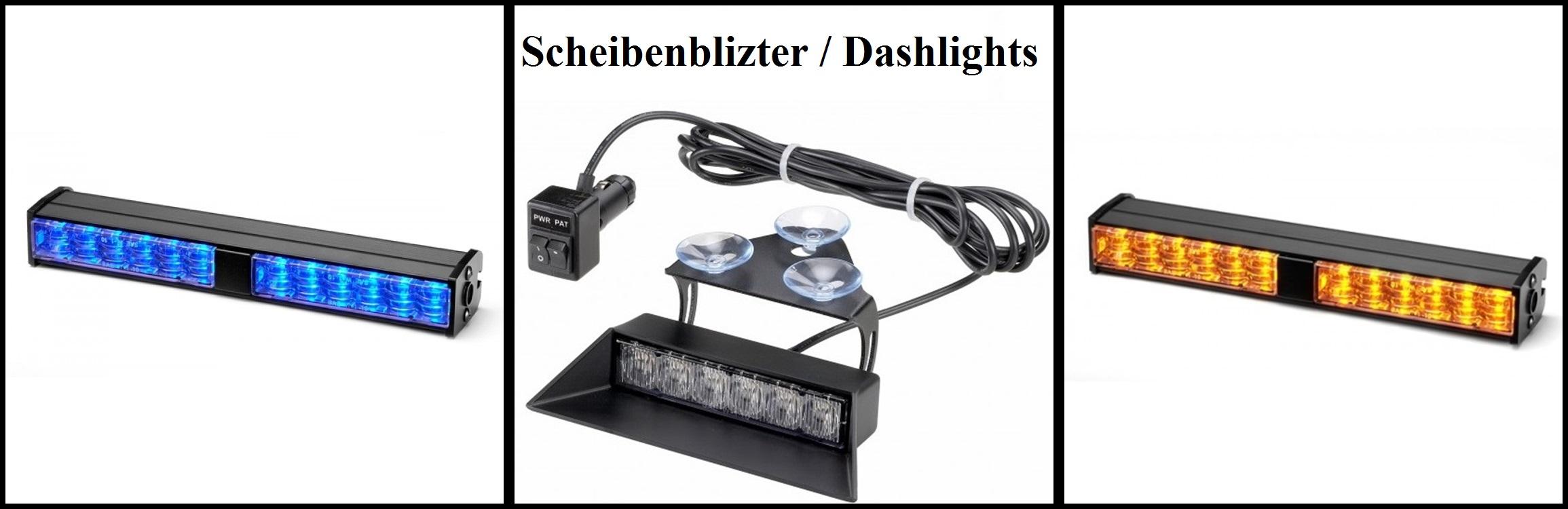 Scheibenblitzer - Dashlights